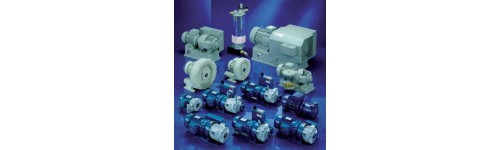 Fluid power pumps
